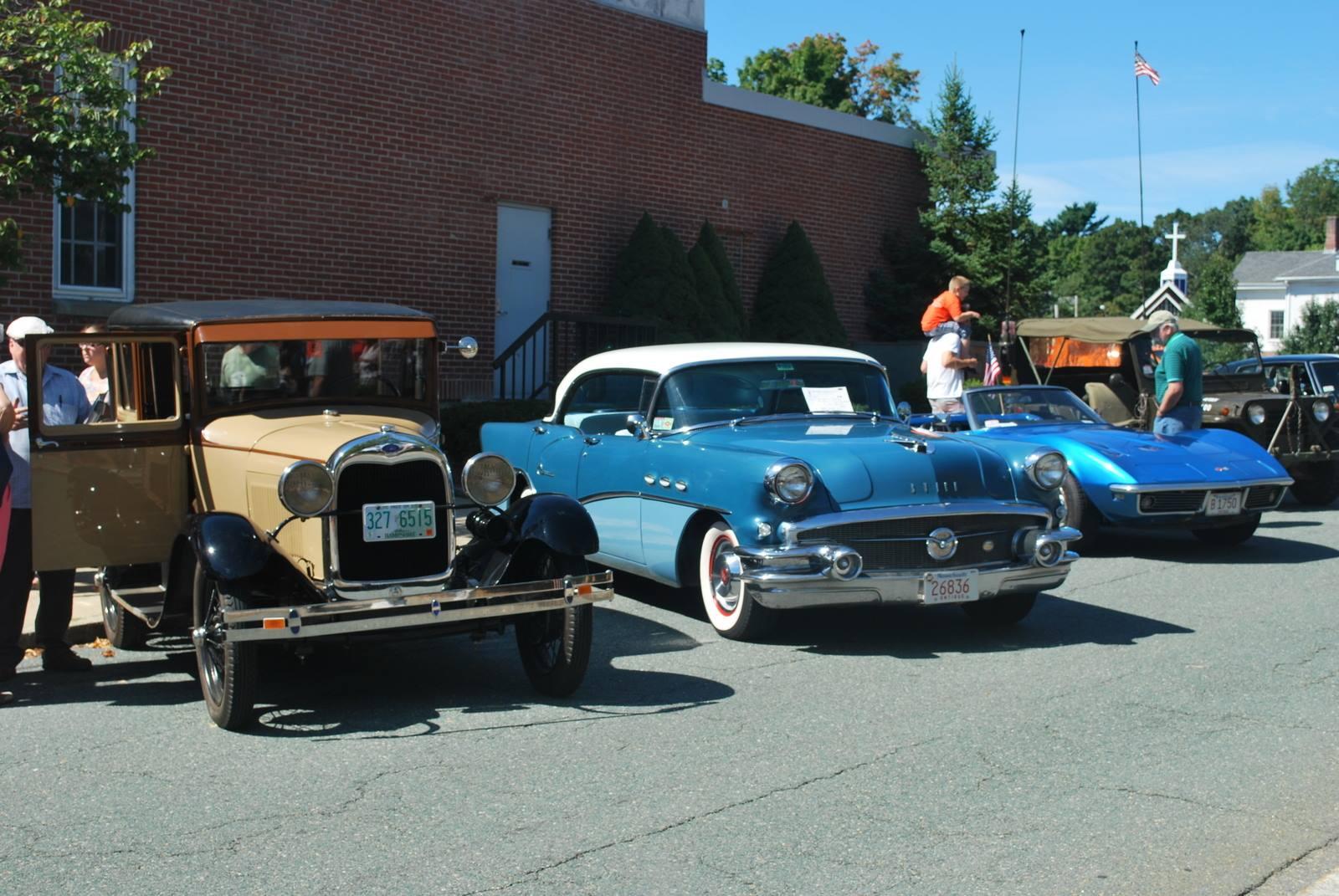 Antique Classic Car Show Reading Fall Street Faire - Classic car show today near me